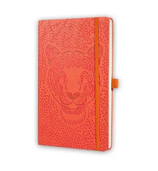Notitieboek_met_tijger_bedrukking_1