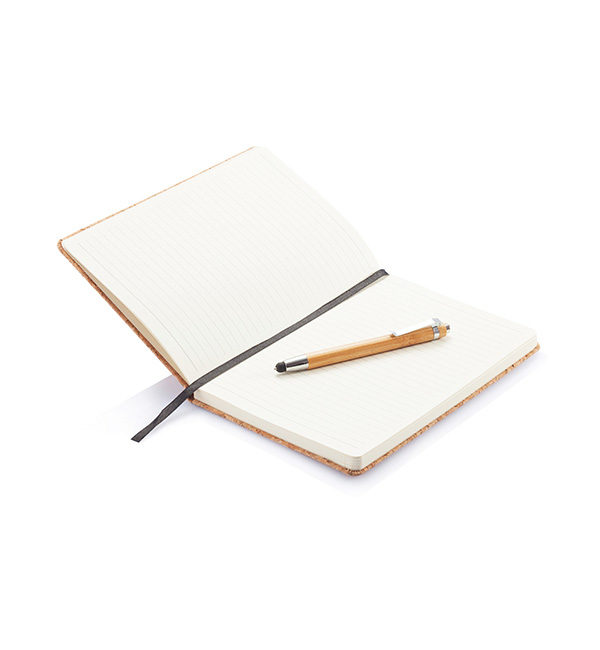 Kurken_notitieboek_met_stylus_1